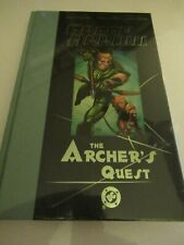 Green Arrow: The Archer's Quest by Brad Meltzer Hardcover