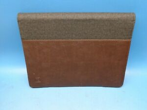 "Pt Platinum 10.8"" Microsoft Surface 3 III Leather Folio Case Stand PRIORITY SHIP"