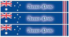 """15 Aussie Flag Arrow Wraps 6x1"""""""