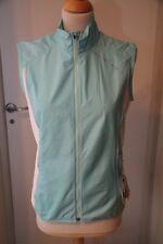 Original veste femme sans manche SALOMON Fast 3 West Clima Wind  bleu M  neuf