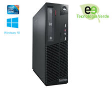 Lenovo Thinkcentre M83 Sff Core i5-4570 3.2 Ghz 8 Gb 250Gb DVD