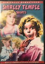 Shirley Temple Shorts (DVD, 2004, Slim Case) 4 Movie Shorts      [FREE SHIPPING]
