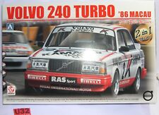 AOSHIMA-B24012 KIT 1/24 VOLVO 240 TURBO '86 MACAU GUIA RACER WINNER