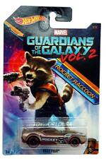 2017 Hot Wheels Marvel Guardians of the Galaxy Vol.2 Rocket Raccoon #3 Fast Fish