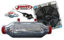 PWR5218 PWR Barrel Kit 4'' x 10'' Intercooler System