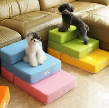 Mesh Folding Stairs Breathable for Pets Dogs Cats Bed Cushion Mat 2 sizes Ramps