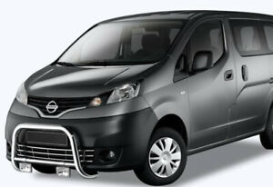 Black Horse A Bar No skid plate Stainless Steel fit 2013-2016 Nissan NV200