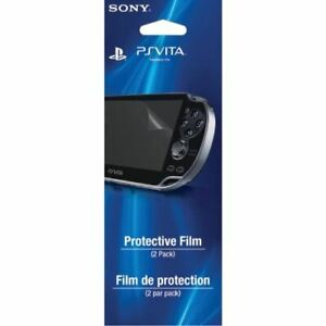 PlayStation Vita Protective Film - Two Pack [video game]