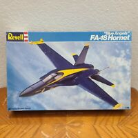 Revell BLUE ANGELS F/A-18 HORNET 1:48 SCALE 4469 Plastic Model Kit - Extra Decal