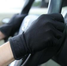 Men Driving Glove Cotton Slip Resistant Touch Screen Riding Sunscreen Breathable