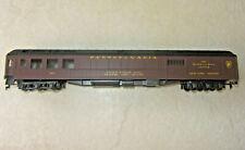 Ho Train Vintage AHM / Rivarossi 1920 Combine RPO PRR Pennsylvania Heavyweight