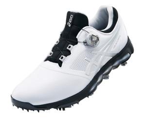 ASICS Golf Soft Spike Shoes GEL-ACE PRO X TGN922.0193 White Silver 3E JAPAN