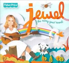The Merry Goes 'Round [Digipak] by Jewel (NEW CD, Sep-2013, Fisher-Price)