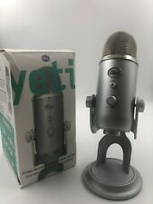 Blue Yeti Music Microphone - Usb Microphone for Professionals & Beginners (Used)