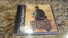 Medal Of Honor (Sonyplaystation, 1999) Great Classic Game!