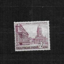Berlin 1949 Bauten I 2 Mark Wert Mi. 58 sauber postfrisch