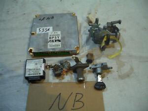 Motorsteuergerät Wegfahrsperre  BP5Y 1,8 NB  10 Jahresmodell  MX5 MX-5 MK2  5356