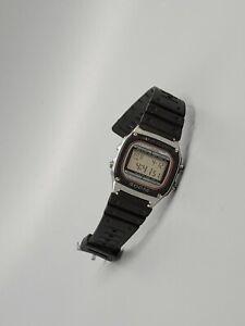 Vintage CASIO DW-1000 #280 Men's Watch 200m New Battery RunsGreat 38mm Japan