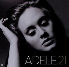 Adele - 21 (NEW CD) New 2011 Release