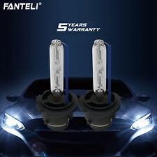 6000K White D2S D2R D2C HID Xenon Bulbs Factory Headlight One Pair Replacements