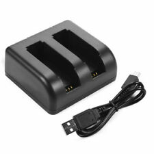 HOLACA Dual Battery Charging Station Dock Cradle For Garmin VIRB Ultra 30 Camera