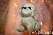 Christmas Ornaments Golden Retriever Furry Dog Kurt Adler Realistic Dogs Pet