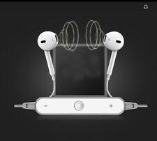 Bluetooth Headphones Wireless Headset SPORT Stereo Earphone for iPhone 7 Samsung