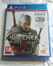 The Witcher 3 Wild Hunt PS4 NEW UK PAL for Sony Playstation 4 amazing action RPG