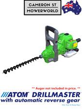 ATOM 931 Drillmaster Engine Drill Powered by 26cc 2-Stroke Atom 26FC-3 Engine