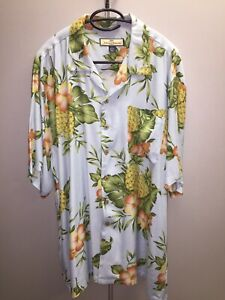 Tommy Bahama, Silk Shirt, Men Top,  Luxury,
