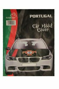 High Quality Euro Cup 2021 Country Car Hood Cover Flag Stretchable - New