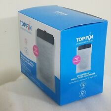 12 Count Box Of Top Fin Silenstream Small Filter Cartridges ONE YEAR SUPPLY