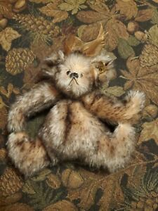 Small bear from Knickerbocker Toy Co