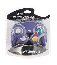 Nintendo Wii/WiiU GameCube CirKa Shock Controller (Purple) NEW Hyperkin
