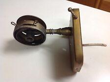 Vintage Indoor Trailer Gas / Propane Sconce Light / Lamp for Camper / RV Camper