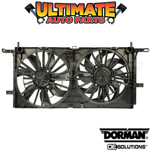 Radiator Cooling Fan 3.5L (No Rear A/C) for 05-06 Terraza (Non-Heavy Cooling)