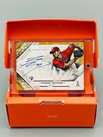 2018 Topps Diamond Icons Shohei Ohtani Angels RC Rookie AUTO 1/1 MLB