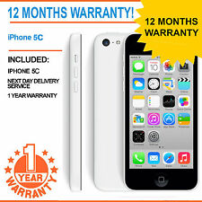 Apple iPhone 5C 16GB Factory Unlocked - White