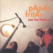 Pop Has Freed Us * by Papas Fritas (CD, Jan-2013, 2 Discs) BRAND NEW SEALED