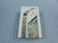 Apple iPhone 4s 32gb blanco/White! libre de fábrica. sin bloqueo SIM! impecable embalaje original!
