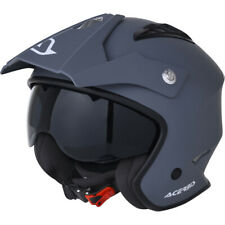 Acerbis Jet Aria Helmet Grey Medium