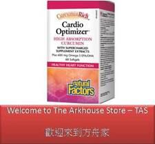 60 S Cardio Optimizer high absorption curcumin - Natural Factors