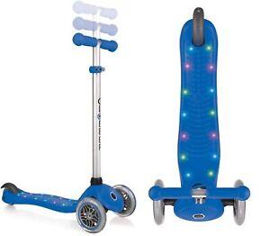 Globber Primo Starlight Roller | Scooter navy blue