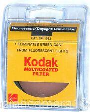 52mm FL-D Fluorescent Lens Filter Multicoated MC FL-Day Kodak Camera Color 52 mm
