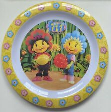 Fifi & The Flowertots  Plate (Used) - Original/official
