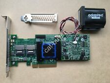 adaptec controller raid 6805t 8 ports PCIE 2 x8 512 Cache ddr2  with BBU