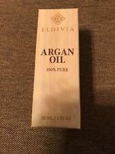 ELDIVIA Argan Oil - 100 Pure 1oz NIB Sealed Fresh FREE shipping
