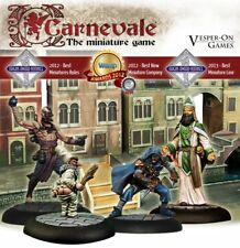 Carnevale the Miniatures Game