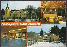 7995 Spital am Semmering Kriegsopferverband Erholungsheim Sommerau