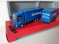 MAN TGA  Lechzug Transport Spedition  Jumbo Tandem 86899 Landsberg a. Lech 48610